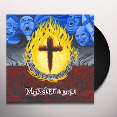 Monster Squad FIRE THE FAITH Vinyl Record