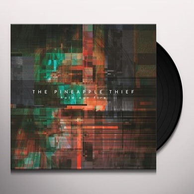 The Pineapple Thief HOLD OUR FIRE Vinyl Record