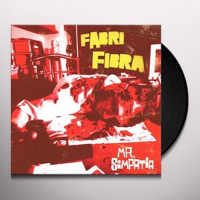 Fabri Fibra MR SIMPATIA Vinyl Record