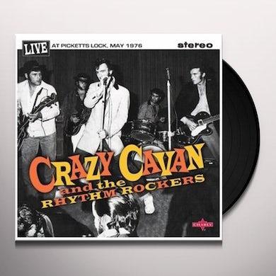 Crazy Cavan LIVE AT PICKETTS LOCK 1 & 2 Vinyl Record