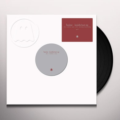 Lusine INSIDE OUT Vinyl Record