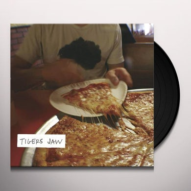 TIGERS JAW (PURPLE/ORANGE PINWHEEL VINYL) Vinyl Record