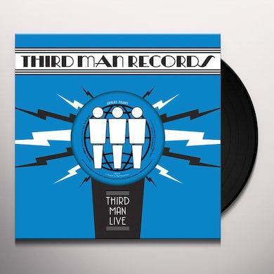 Spray Paint LIVE AT THIRD MAN RECORDS Vinyl Record