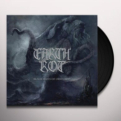 Earth Rot Black Tides Of Obscurity Vinyl Record