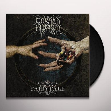 Carach Angren This Is No Fairytale (Ltd. Gold Vinyl Ga Vinyl Record