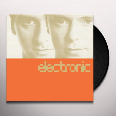 ELECTRONIC Vinyl Record