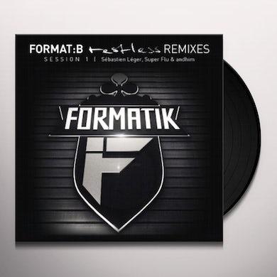 FORMAT:B - RESTLESS - REMIXES SESSION 1 Vinyl Record