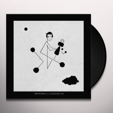 Benjamin Brunn LIVE AT GOLDEN PUDEL CLUB Vinyl Record