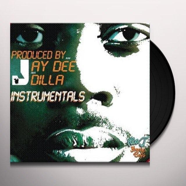 J Dilla YANCEY BOYS INSTRUMENTALS Vinyl Record