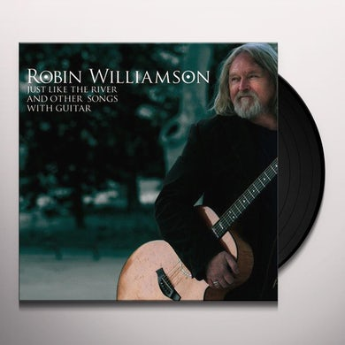 Robin Williamson JUST LIKE THE RIVER &.. Vinyl Record