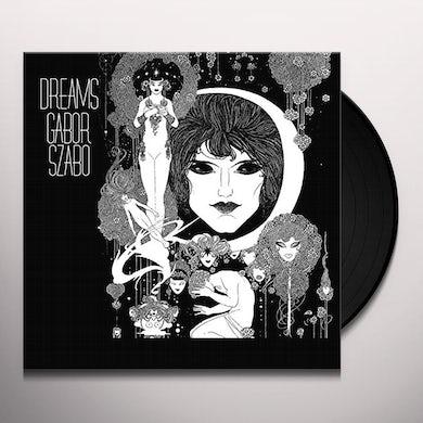 Gabor Szabo DREAMS Vinyl Record