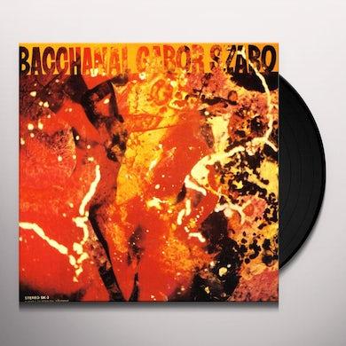 Gabor Szabo BACCHANAL Vinyl Record