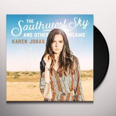 Karen Jonas SOUTHWEST SKY & OTHER DREAMS Vinyl Record