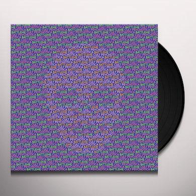 Battleme CULT PSYCOTICA Vinyl Record