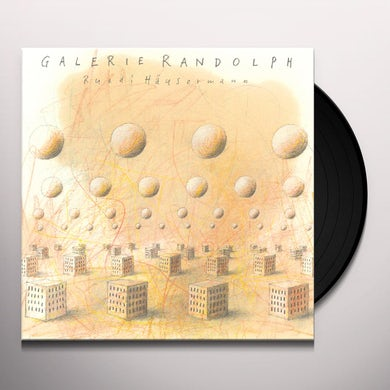Ruedi Hausermann GALERIE RANDOLPH Vinyl Record