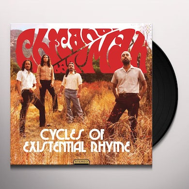 Chicano Batman CYCLES OF EXISTENTIAL RHYME Vinyl Record