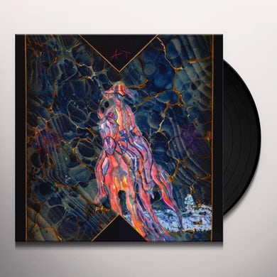 Avey Tare COWS ON HOURGLASS POND Vinyl Record