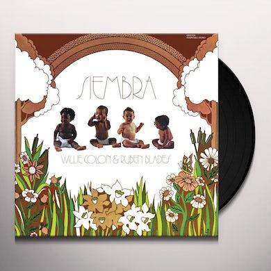 Willie Colon / Ruben Blades SIEMBRA Vinyl Record