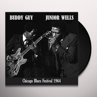 Buddy Guy CHICAGO BLUES FESTIVAL Vinyl Record