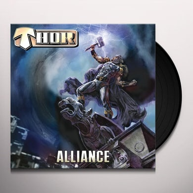 ALLIANCE Vinyl Record