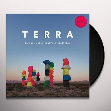 Le Luci Della Centrale Elettrica TERRA Vinyl Record