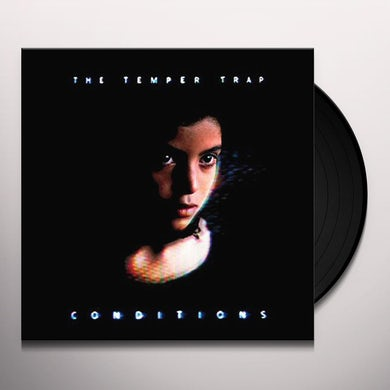 Temper Trap CONDITIONS Vinyl Record