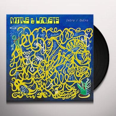 Moths & Locusts INTRO/OUTRO Vinyl Record