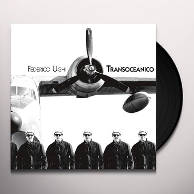 Federico Ughi TRANSOCEANICO Vinyl Record