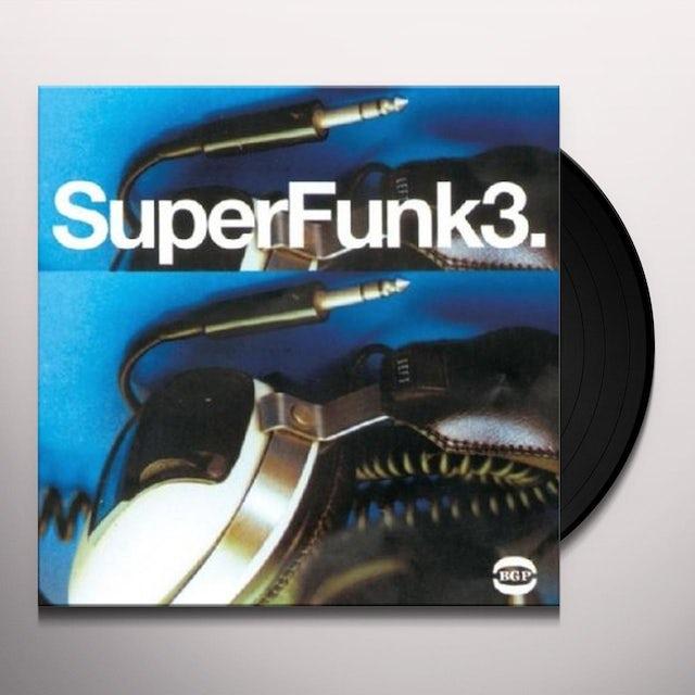 Super Funk 3 / Various (Uk) SUPER FUNK 3 / VARIOUS Vinyl Record