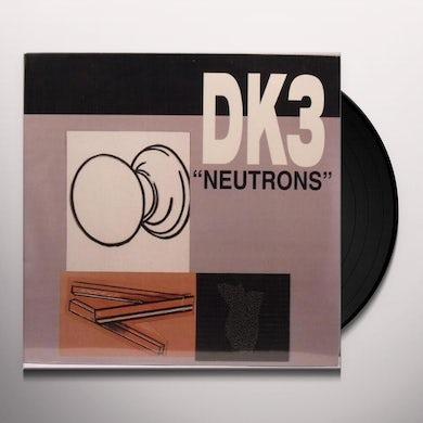 Denison / Kimball Trio NEUTRONS Vinyl Record