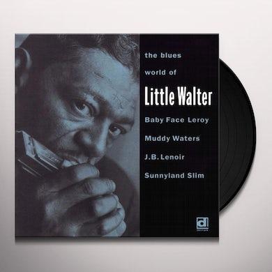 Little Walter BLUES WORLD OF Vinyl Record