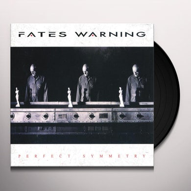 Fates Warning PERFECT SYMETRY Vinyl Record