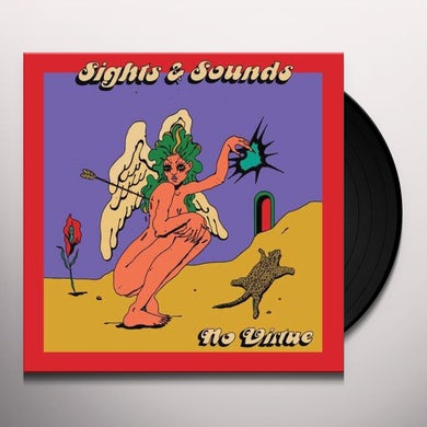 Sights & Sounds NO VIRTUE Vinyl Record