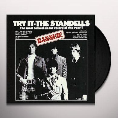 The Standells TRY IT Vinyl Record