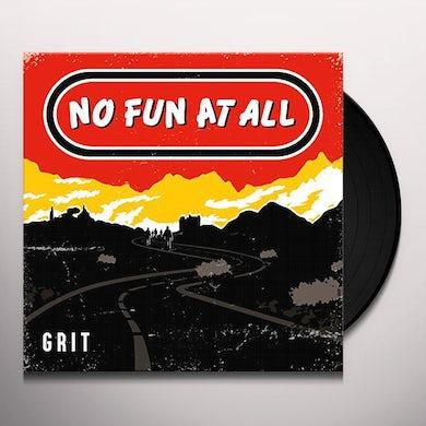 No Fun At All GRIT Vinyl Record