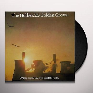 The Hollies 20 Golden Greats Vinyl Record