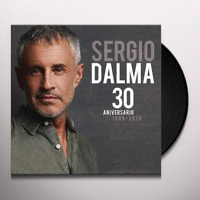 Sergio Dalma 30 ANIVERSARIO 1989-2019 Vinyl Record