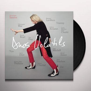 Veronique Sanson DUOS VOLATILS Vinyl Record