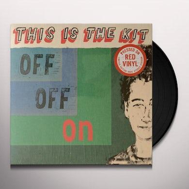 Off Off On Vinyl Record