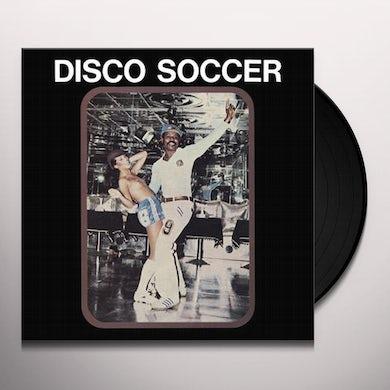 Sidiku Buari DISCO SOCCER Vinyl Record
