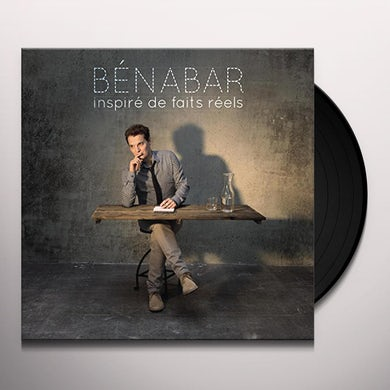 Benabar INSPIRE DE FAITS REELS Vinyl Record
