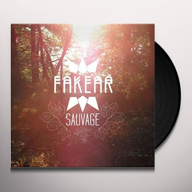 Fakear SAUVAGE Vinyl Record