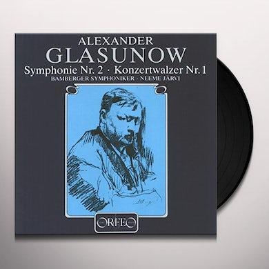 Jarvi / Bamberger Symphoniker SYMPHONIE 2 Vinyl Record