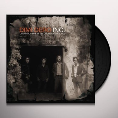 Dimi Dero Inc. CREMATION DAY IN THE C Vinyl Record