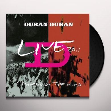 Duran Duran DIAMOND IN THE MIND - LIVE 2011 Vinyl Record