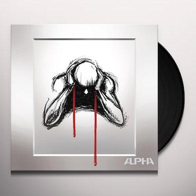 Sevendust ALPHA (ROCKTOBER 2018 EXCLUSIVE) Vinyl Record