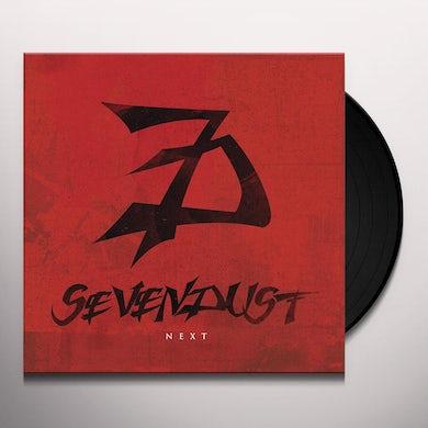 Sevendust NEXT (ROCKTOBER 2018 EXCLUSIVE) Vinyl Record