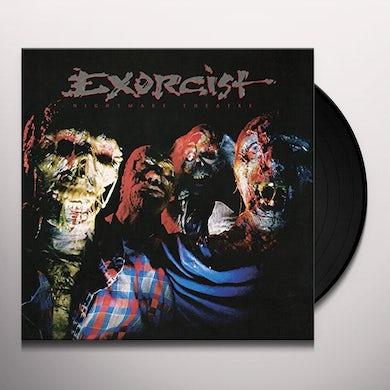 Exorcist NIGHTMARE THEATRE Vinyl Record