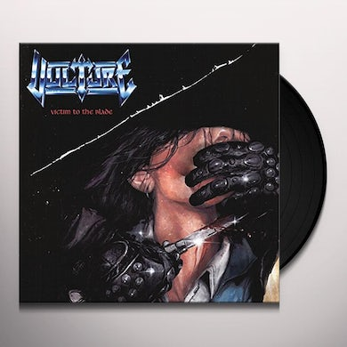 VICTIM TO THE BLADE Vinyl Record
