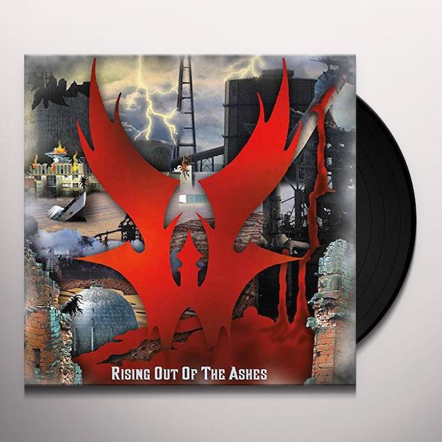 Warlord HOLY EMPIRE Vinyl Record